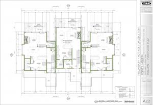 Floor two plan rough