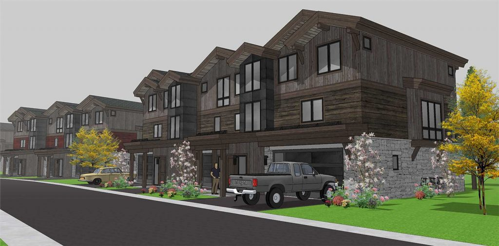 entry rendering view