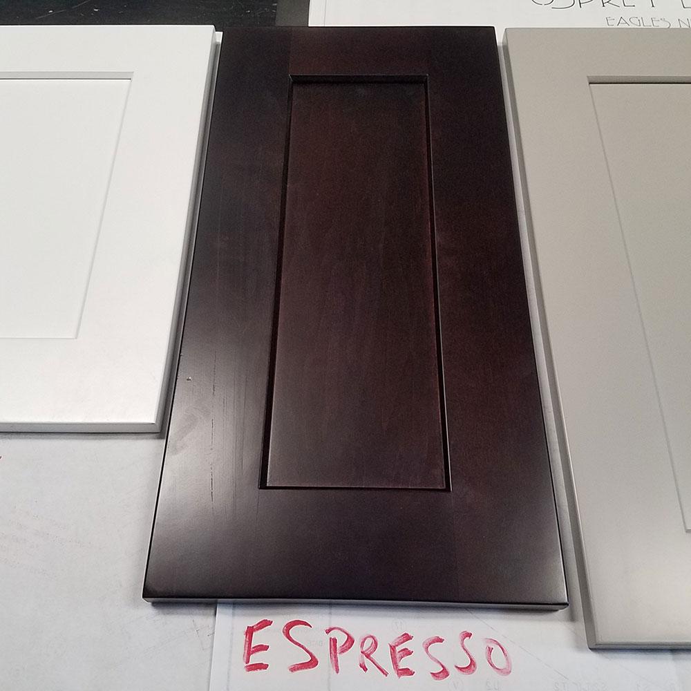 Espresso Cab Door
